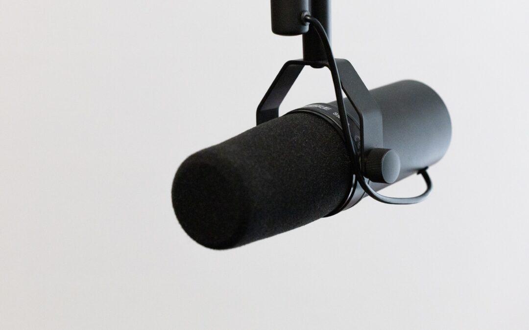 Leder du efter et podcast-studie? Her er en liste over danske podcast-studier, du kan booke…