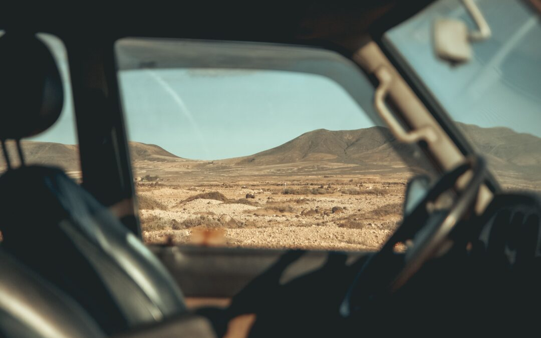5 tips til thriller-forfatterens fascinerende Fuerteventura